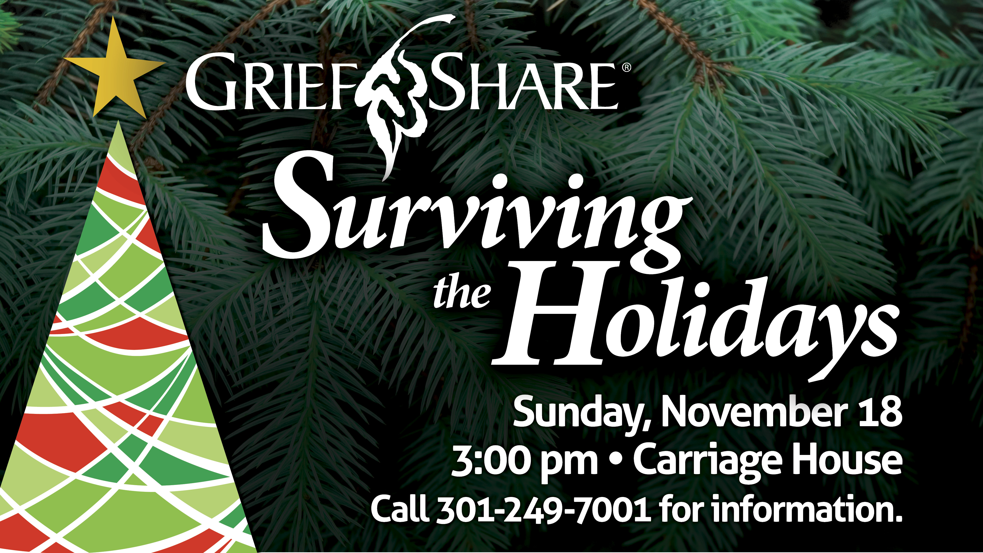 GriefShare Surviving the Holidays class=