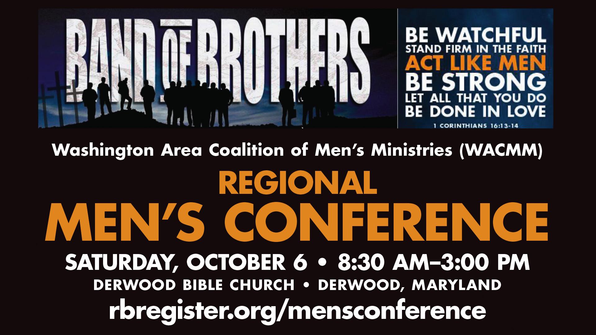 WACMM Men's Conference